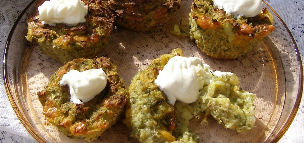 Fasolkowo-warzywne babeczki... (autor: w-mojej