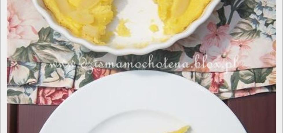 Zapiekanka z kaszy manny z owocami (autor: russkaya ...