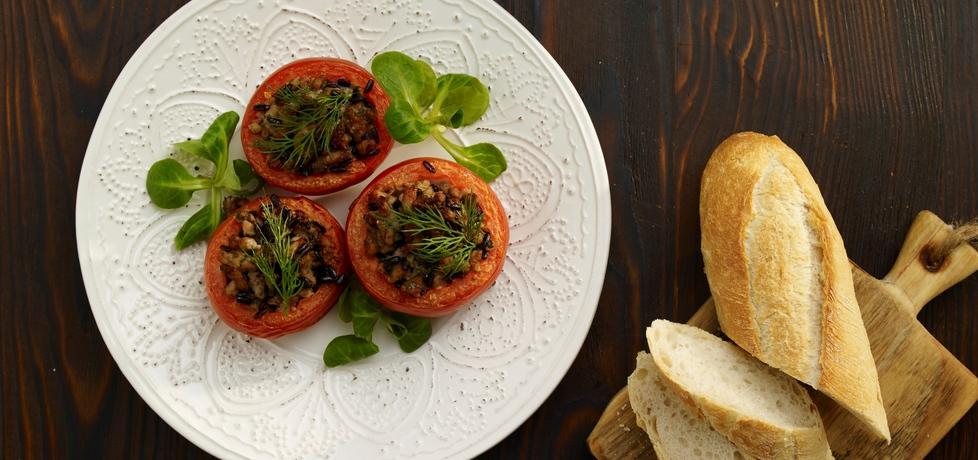Smaki świata: zapiekane pomidory z wieprzowiną i ryżem (autor ...