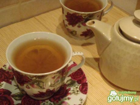 Przepis  herbata na przeziębienie przepis