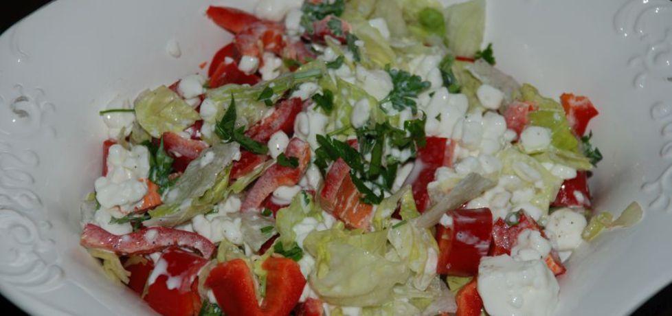 Śniadaniowy serek z warzywami (autor: magula)