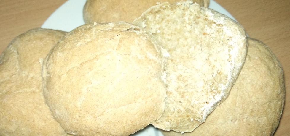 Bułki pszenno-orkiszowo