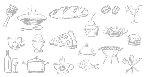 Przepis  leśne grzyby z cebulą i jajkiem przepis