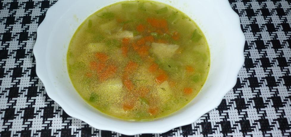 Zupa ziemniaczana z warzywami (autor: motorek)