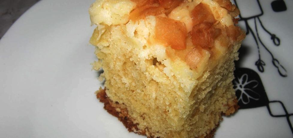 Ciasto na maślance owocowej. (autor: kasia36)