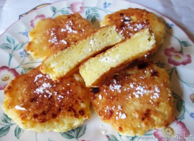 Placuszki z serem