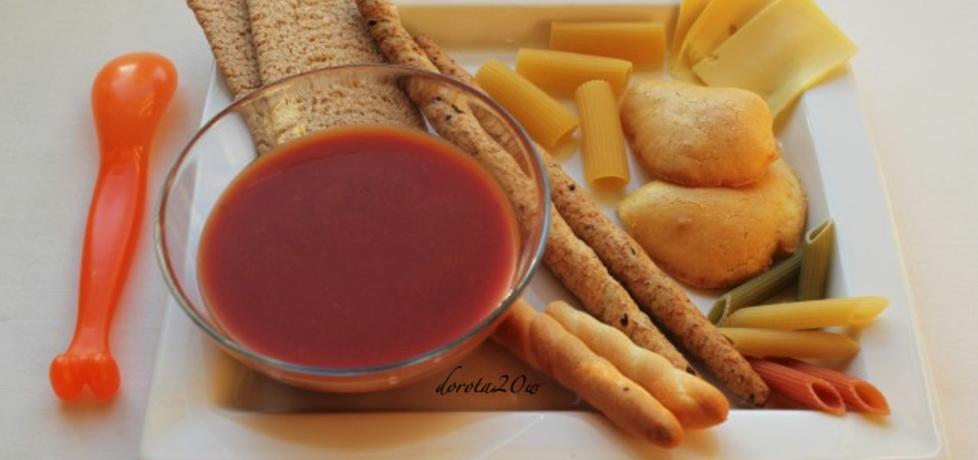 Niezwykła zupa pomidorowa dla dzieci (autor: dorota20w ...