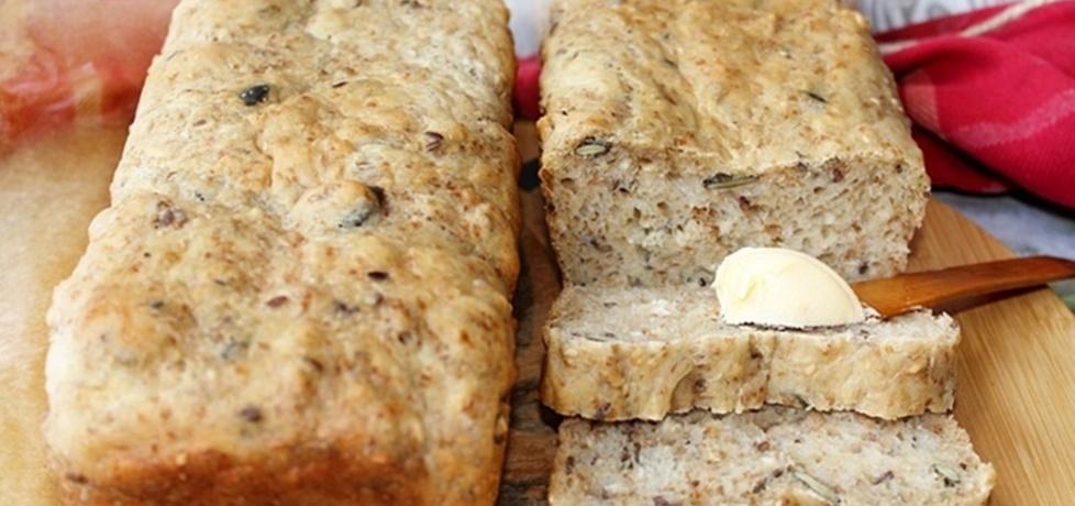 Najłatwiejszy chleb bez wyrabiania (z dodatkami) (autor: diana ...