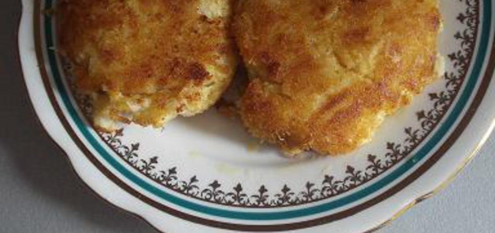 Kotlety z ziemniaków i kalafiora (autor: iknkirke)