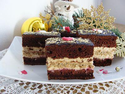 Ciasto czekoladowo