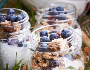 Granola owocowa  prosty przepis i składniki