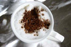 Kawa z czekoladą  prosty przepis i składniki