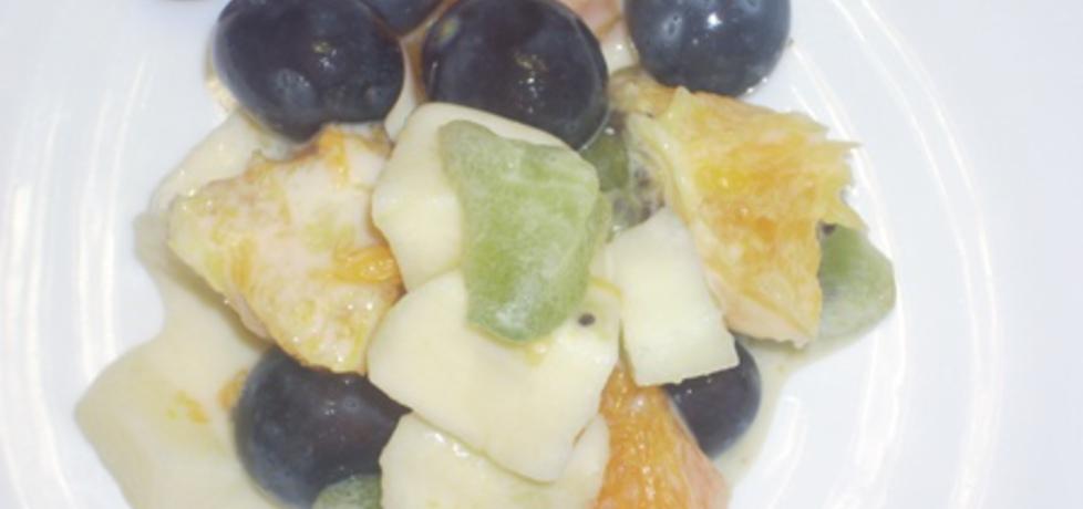 Owocowa sałatka (autor: dianix)