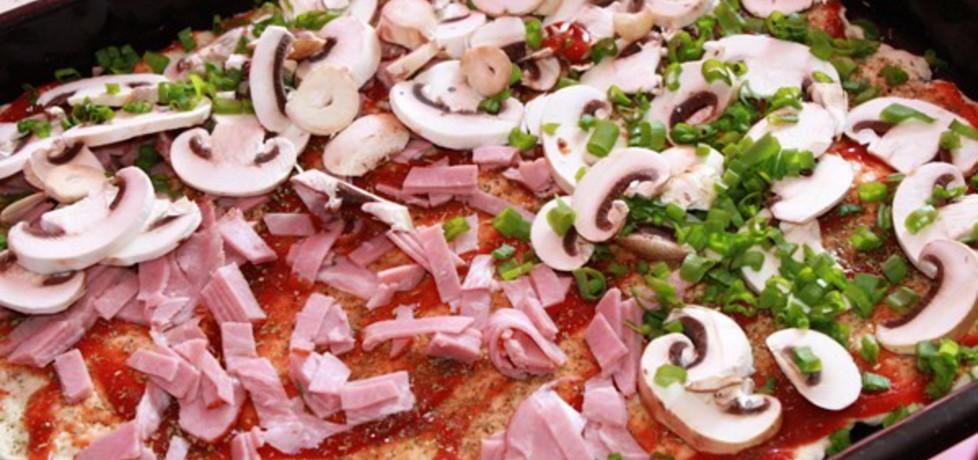 Pizza na kolorowo (autor: smakolykijoanny)