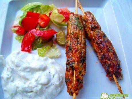 Przepis  shish kebab z grilla przepis