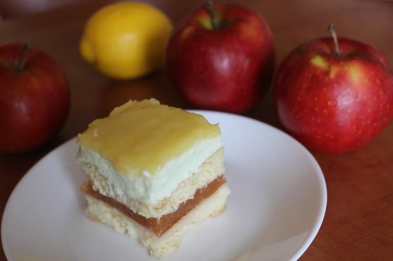 Ciasto jabłkowe orzeźwienie