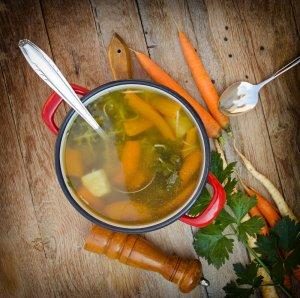 Zupa minestrone  prosty przepis i składniki