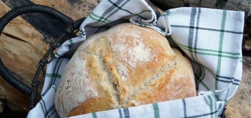 Chleb francuski pieczony w garnku (autor: kulinarne-przgody