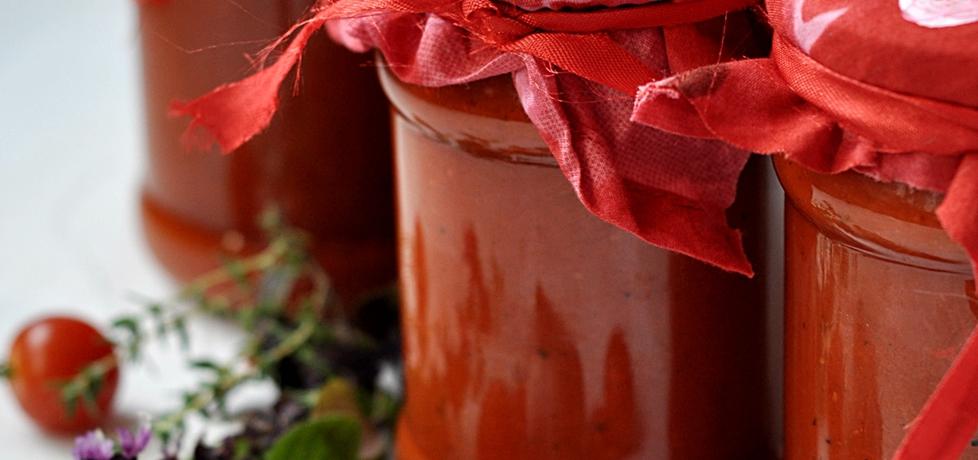 Najlepszy sos pomidorowy do słoików (autor: jolantaps ...