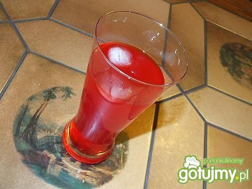 Przepis  miłosne upojenie  walentynkowy drink przepis