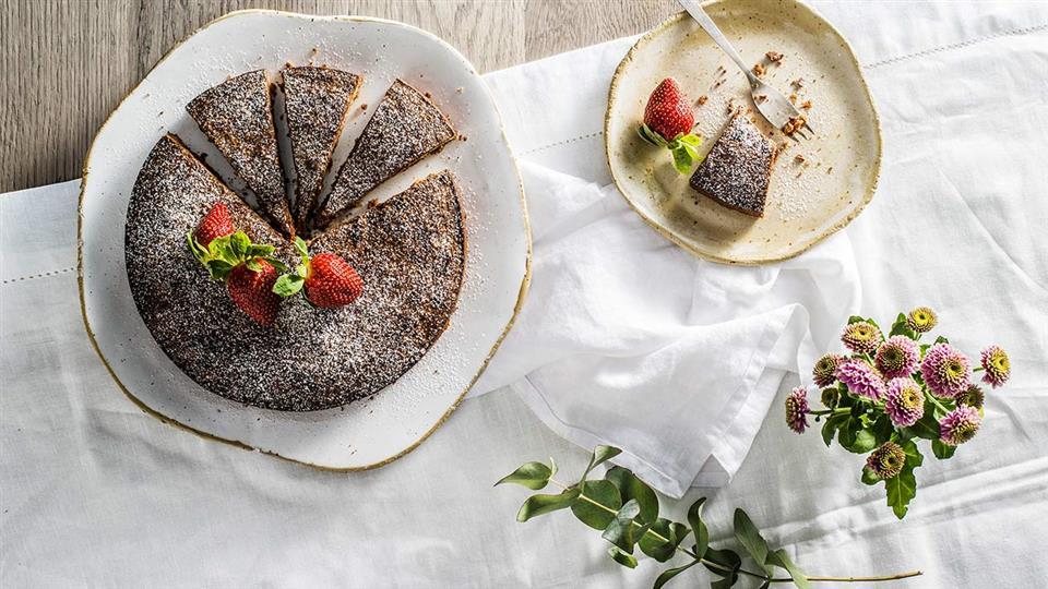 Szwedzkie ciasto czekoladowe