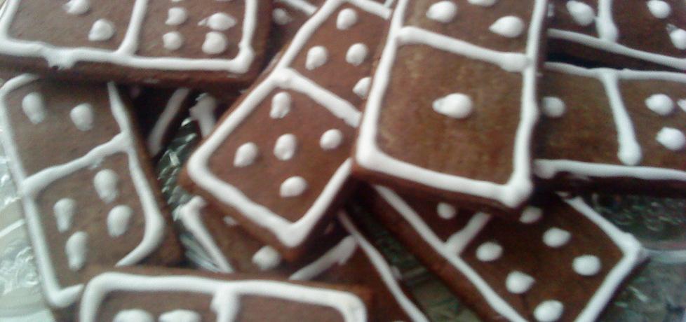 Pierniczkowe domino (autor: barbara11561)