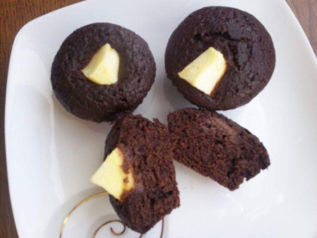Kulinarne abc: kakaowe muffinki . gotujmy.pl