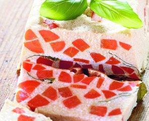 Terrina z marchewki i twarożku  prosty przepis i składniki