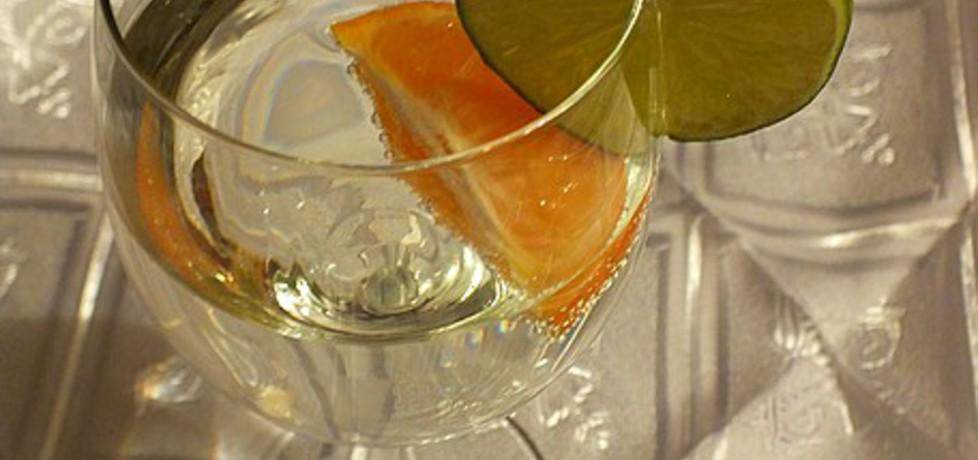 Drink z mrożoną mandarynką (autor: mysiunia)