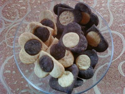 Ciasteczka czarno