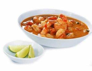 Curry z krewetek po tajsku  prosty przepis i składniki