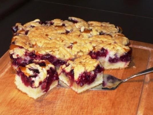 Ciasto wiśniowe