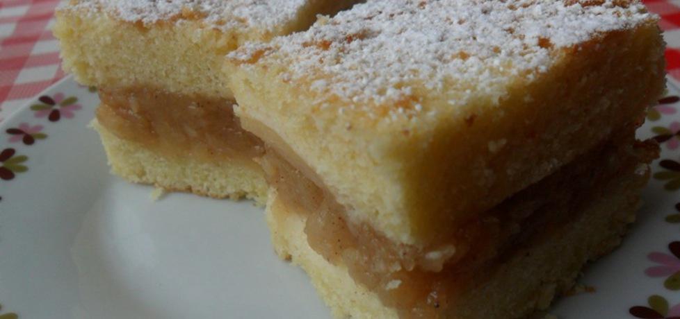 Szybkie ciasto z jabłkami (autor: ikrakowianka)