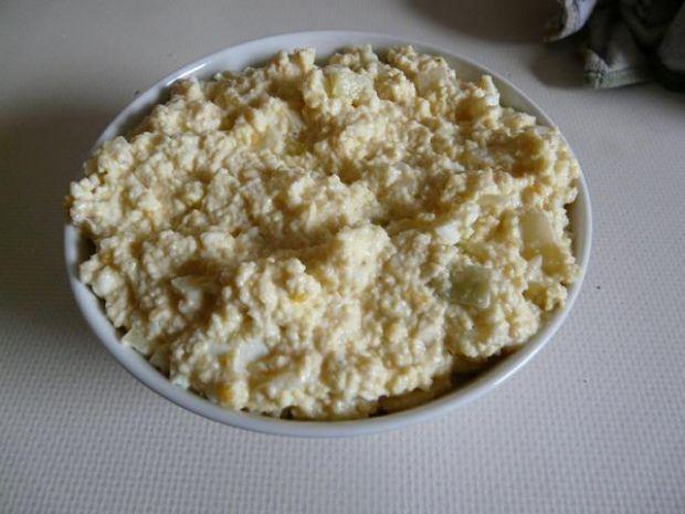 Przepis  masa jajeczna ;) przepis