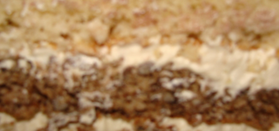 Masa orzechowa do torta (autor: artur7)