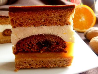 Pomarańczowiec z piernikami