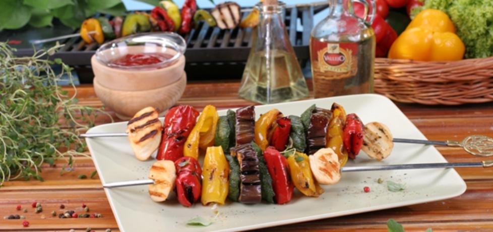Grill: szaszłyk dla wegetarian (autor: doradca