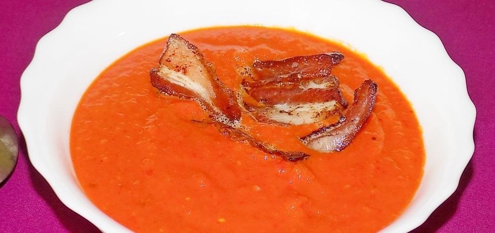 Zupa krem paprykowa (autor: paulina2157)