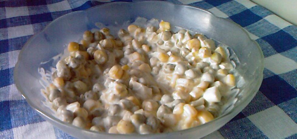 Szybka sałatka na kolację (autor: grazyna13)