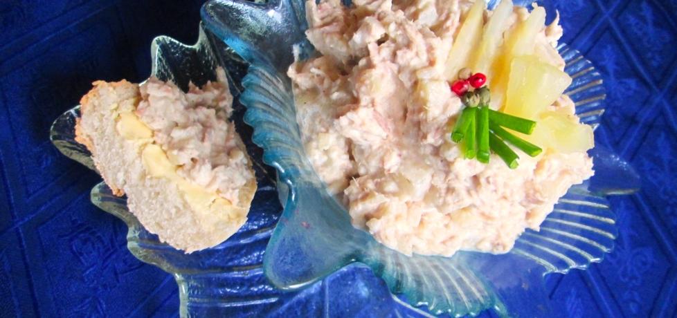 Tuńczyk z ananasem (autor: katarzyna40)