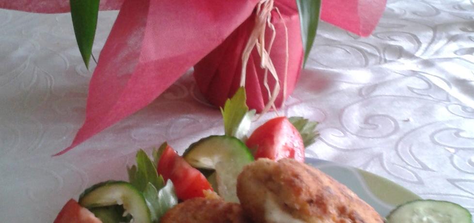 Filety z kurczaka z dodatkiem masła i sera. (autor: bozena ...