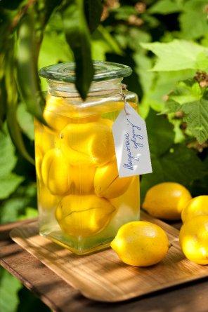 Marynowane cytryny  prosty przepis i składniki