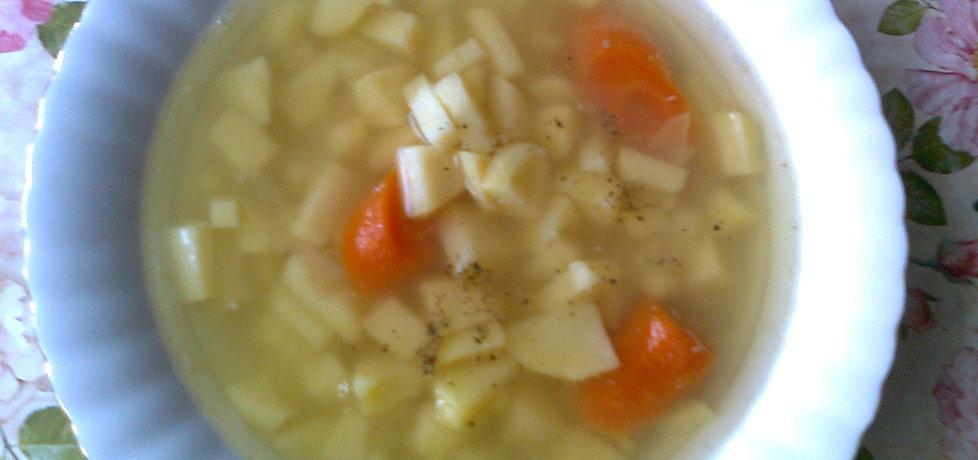 Prosta zupa ziemniaczana (autor: katarzyna59)