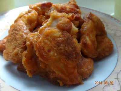 Pikantne kąski kurczaka