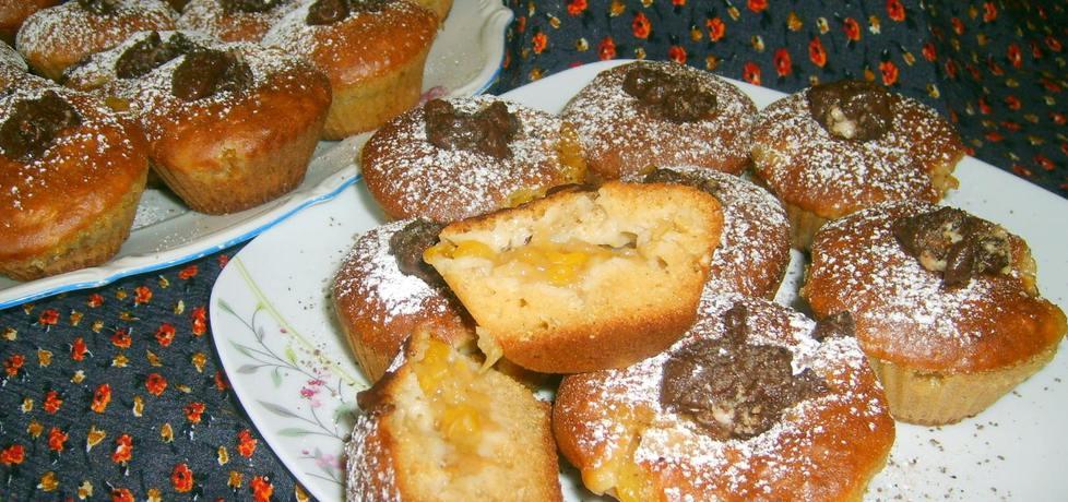 Muffinki owsiane z dynią kisielową... (autor: w-mojej