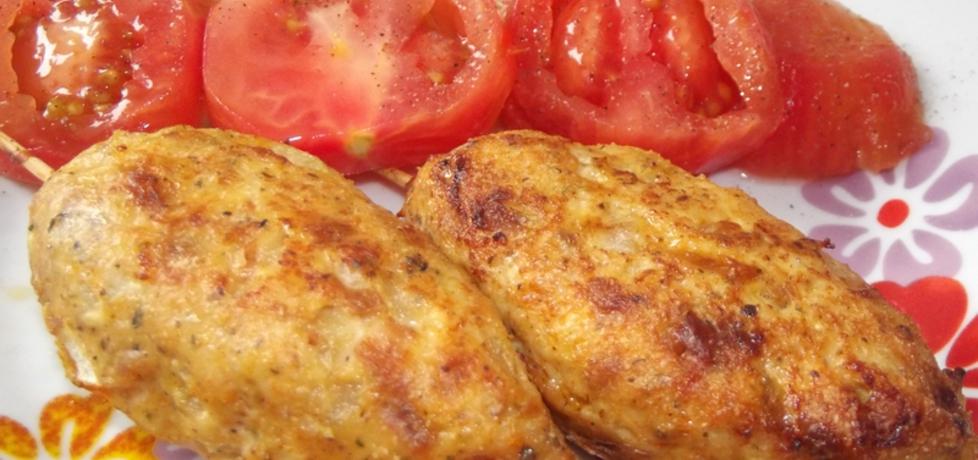 Mini kebaby z kurczaka na patyku – shish kebaby (autor ...