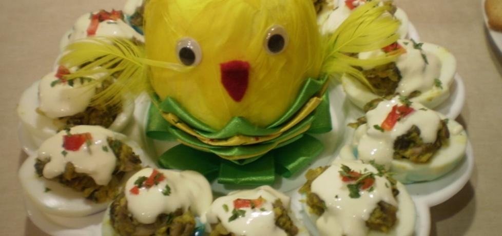 Jajka faszerowane grzybami (autor: anja3107)