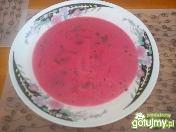 Przepis  zupa z młodej botwiny przepis