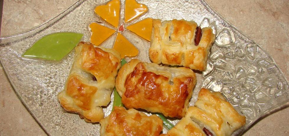 Ciasteczka z nutellą (autor: motorek)