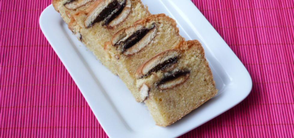 Szybkie ciasto z delicjami (autor: renatazet)